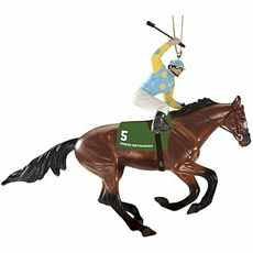 BREYER KŮŇ AMERICAN PHAROAH TRIPLE CROWN WINNER