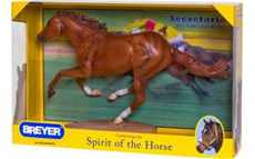 BREYER KŮŇ SECREATARIAT 1973 TRIPLE CROWN CHAMPION