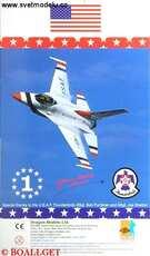 PILOT USAF THUNDERBISRDS