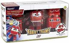 ROBOT TRAINS TRANSFORMERS DE LUXE ALF