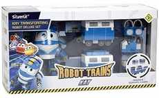 ROBOT TRAINS TRANSFORMERS DE LUXE KAY