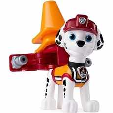 TLAPKOVÁ PATROLA PAW PATROL CONSTRUCTION MARSHALL